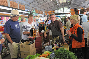 Visit to the Provencal Market of Antibes