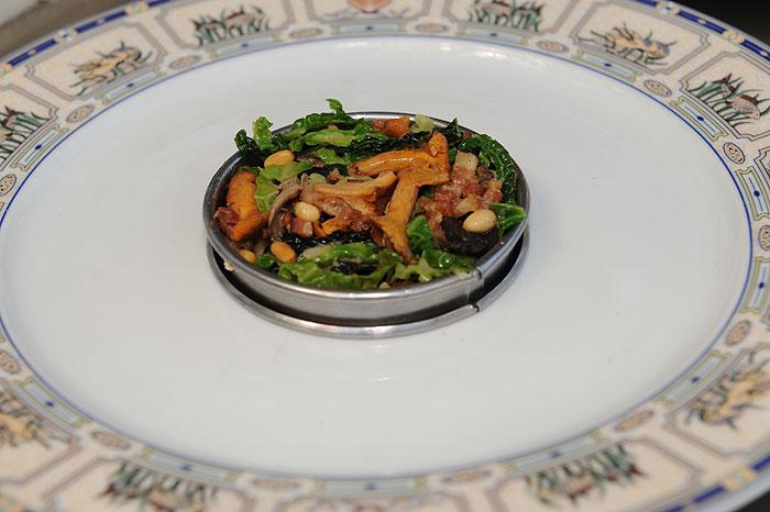 Restaurant L Espadon - Auberge de la Pointe