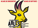 40èmes Rencontres Internationales de la photographie d'Arles