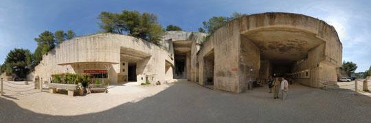 Cathedrale D Images Spectacle Van Gogh Aux Baux De Provence