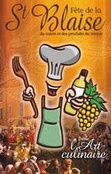 Fête de la Saint-Blaise à Valbonne