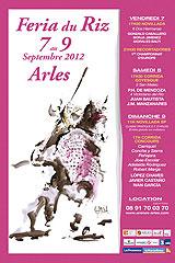 Féria du Riz, Camargue Gourmande et Festival du Cheval en Arles