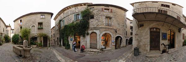 Saint paul de vence visite virtuelle du village - Saint paul de vence office du tourisme ...